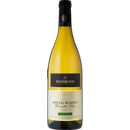 Chardonnay Special Reserve, Barkan 750 ml