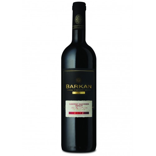 Cabernet Sauvignon - Merlot Classic, Barkan 750 ml