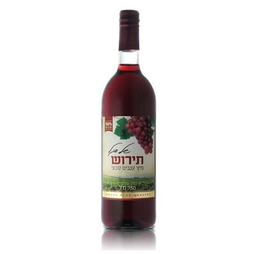 "Grape Juice ""Tirosh"", Segal 750 ml"