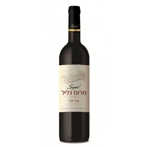 Cabernet Sauvignon Merom Galil, Segal 750 ml