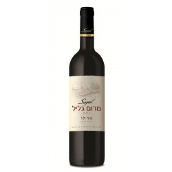 Merlot Merom Galil, Segal 750 ml