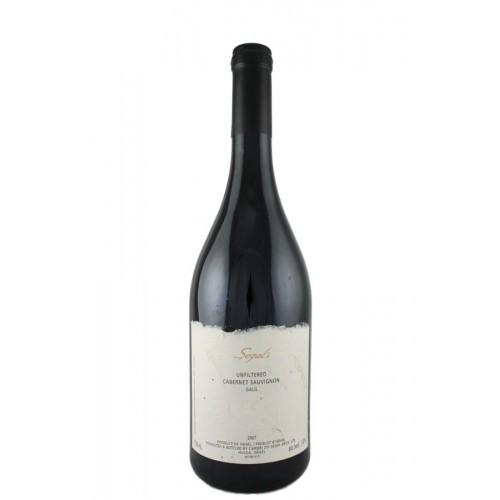 Cabernet Sauvignon Unfiltered, Segal 750 ml
