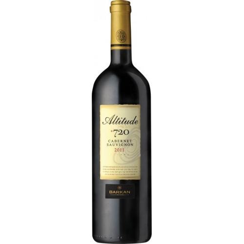 Altitude Cabernet Sauvignon +720, Barkan 750 ml