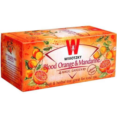 Čínský pomeranč s mandarinkou, Wissotzky 20 x 1,5 g