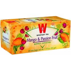 Mango s mučenkou, Wissotzky 20 x 1,5 g