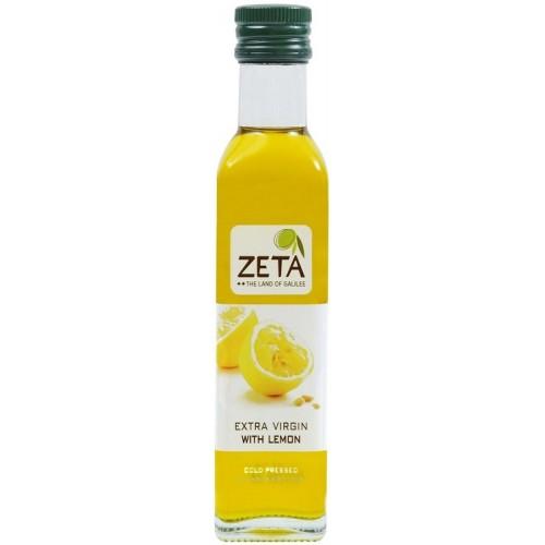 Extra panenský olivový olej s citronem, Zeta 250 ml