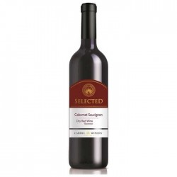 Selected Cabernet Sauvignon, Carmel 750 ml