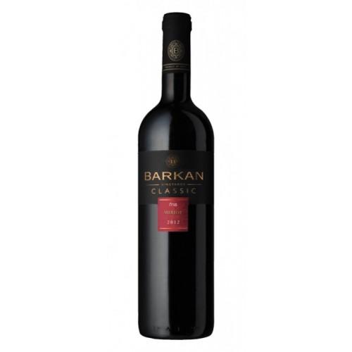Merlot Classic, Barkan 750 ml