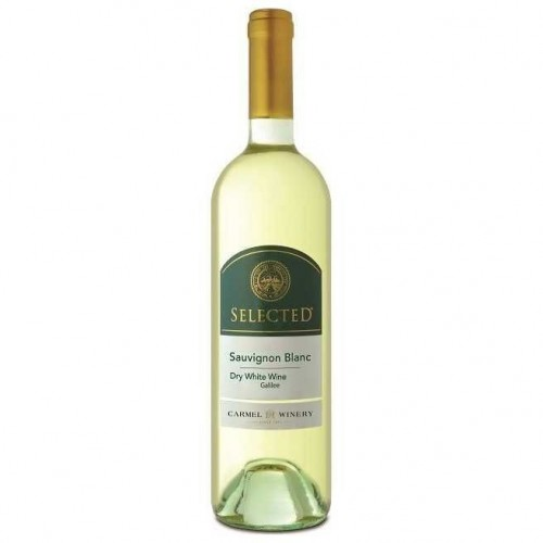 Selected Sauvignon Blanc, Carmel 750 ml