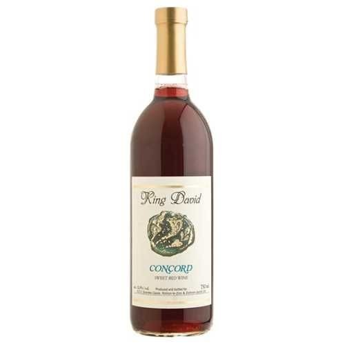 King David Concord, Carmel 750 ml