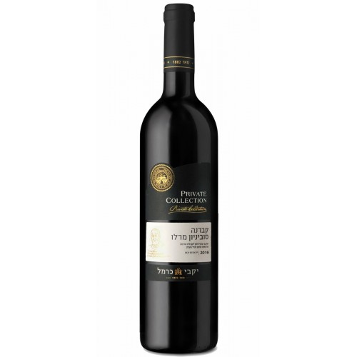 Cabernet Sauvignon - Merlot Private Collection, Carmel 750 ml