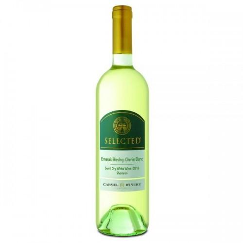 Selected Emerald Riesling - Chenin Blanc, Carmel 750 ml